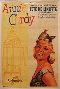 L'operette, Annie Cordy, Columbia, La fleur Bleu