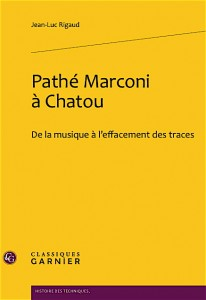 Pathé Marconi à Chatou