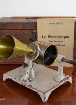 Tinfoil-Phonograph