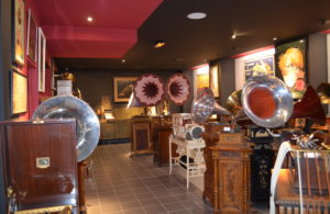phono museum paris, 140 ans d'histoire.